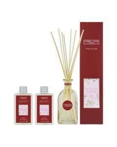 Carroll&Chan- 200ml Jasmine Rose Cranberry Reed Diffuser C_DS200_JA-RO-CR