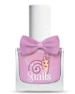 Snails 希臘水性兒童無毒指甲油 - 糖果亮粉