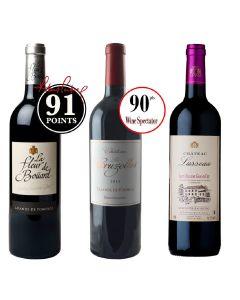 La Tour Martillac - 右岸精選紅酒套裝 CPS01