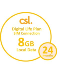 csl. 數據服務計劃 - 8GB