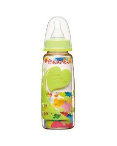 Chu Chu Baby - Colorful PPSU Bottle 240mL (Green) CU993-355