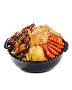 丹尼廚房-至尊鮑魚盆菜(6-8位用)   DC-002