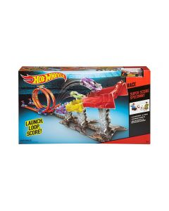 Mattel Games - Hot Wheels Super Score Speedway Track Set DJC05