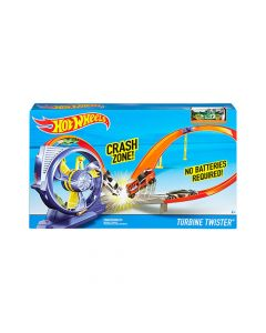 Mattel Games - Hot Wheels®Turbine Twister®Track Set DNN72