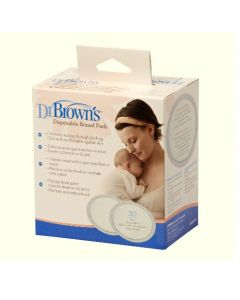 Dr Brown's - Disposable Breast Pads (30packs) DR-S4022