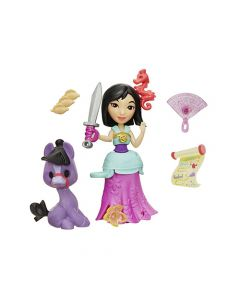 Hasbro - Disney Princess Royal Small Doll Play Assortment Mulan E0236AS00
