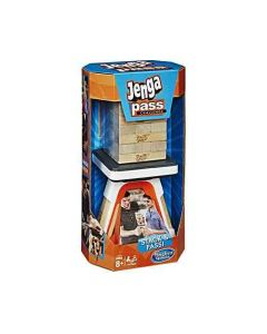 Hasbro - Jenga Pass Challenge E05850000