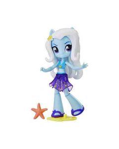Hasbro - My Little Pony Equestria Girls Beach Trixie Lulamoon E0685AS00