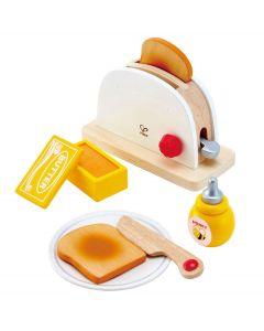 Hape Pop-up Toaster Set E3148