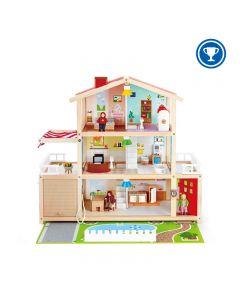 Hape Doll Family Mansion E3405