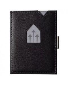 挪威Exentri Wallet 卡夾真皮防盜錢包