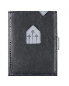 挪威Exentri Wallet 卡夾真皮防盜錢包 - 藍色 Exentri_W_E_GN