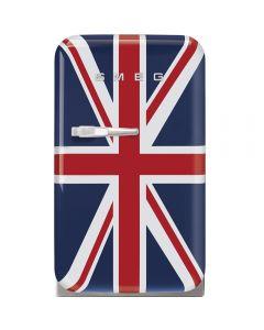 SMEG 50's Retro style Aesthetic 31L Refrigerator (Union Jack) FAB5RUJ2 FAB5RUJ2