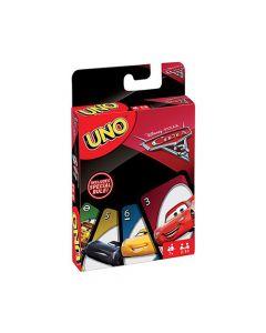 Mattel Games - UNO Licensed - Cars 3 FDJ15