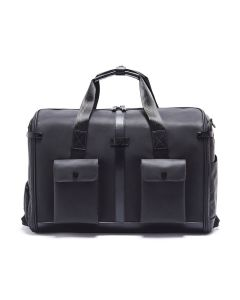 Frequent Flyer Kingsman Duffle Bag (TPU) - Black