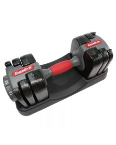 EnerGym X-Bell 極速調重可調式啞鈴 Adjustable Weights Dumbbell (一個) (15KG) FIT222