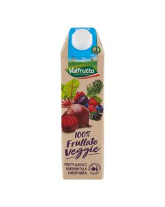 Valfrutta - 100% Veggie Smoothie Berries