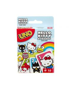 Mattel Games - UNO Hello Kitty & Friends