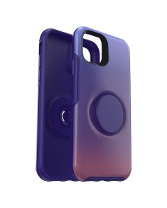 OTTER+POP SYMMETRY SERIES CASE FOR IPHONE 11 - 漸變紫色