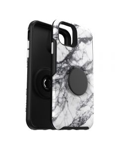 OTTER+POP SYMMETRY SERIES CASE FOR IPHONE 11 - WHITE MARBLE