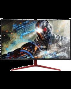 "AOC 38.5"" LED LCD 曲面電競遊戲專用大顯示器"