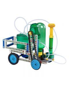 Gigo 綠色能源系列 - 第一代氣壓水動噴水車