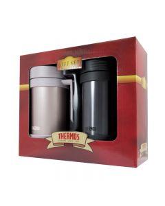Thermos-500毫升經典真空控溫杯禮盒套裝