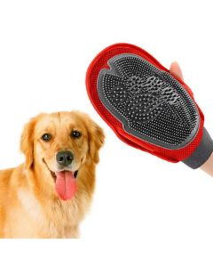 HOOPET - pet cleaning bruch glove GM000134