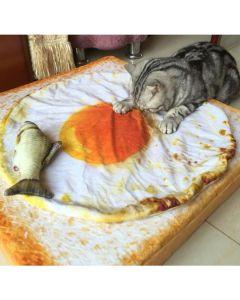 HOOPET - egg style pet blanket GM000134BL