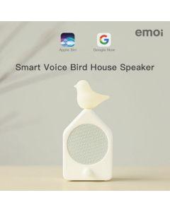 Emoi智能語音小鳥屋音響燈 H0055-WHITE