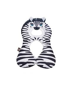 BenBat - The Savannah Line Head Rest (1-4 yrs) - Zebra HR301A