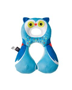 BenBat - Bug & Forest Headrest (1-4 yrs) - Owl HR308A