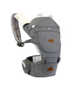I-Angel - Hello 4 Seasons Hip Seat Carrier - Grey