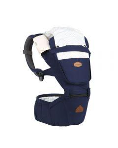 I-Angel - Nature 4 Seasons Hip Seat Carrier (Blue)