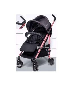 Katoji - hugme I Foldable Baby Stroller - Pink 4930969414685