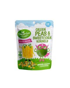 Kiwigarden Green Peas & Sweetcorn Kernels KG0496X