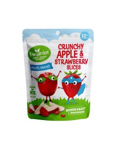 Kiwigarden Crunchy Apple & Strawberry Slices KG0502X