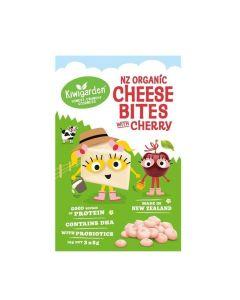 Kiwigarden NZ Organic Cheese Bites with Cherry KG0663X