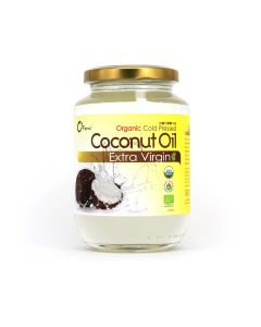 O'Farm - Organic Cold Pressed Coconut Oil KI0421