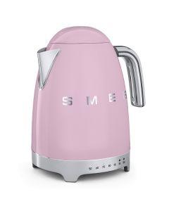 SMEG 復古可調溫電熱水壺, 粉紅色-KLF04PKUK
