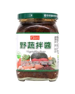 O'HEALTH - VEGETARIAN Paste KS1653