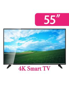 "Prima - 55"" 4K Ultra HD Smart TV - LE-55SWMJL5 LE-55SWMJL5"