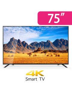 "Prima - 75"" 4K Ultrra HD Smart TV - LE-75SWML2 LE-75SWML2"