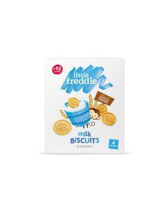 Little Freddie - Organic Milk Biscuits (4 x 20g) LF3795X