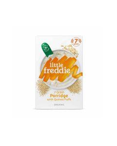 Little Freddie - Organic 7 Grain Porridge with Quinoa Puffs (New) LF9292X