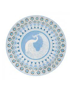 Faux - Lucas Grogan Limited Edition Dinner Plates-Set Of 4 LGLEDP4