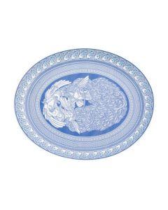 Faux - Lucas Grogan Limited Edition Oval Platter