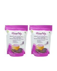 L.I.F.E. - 高鈣.維他命.有機胚芽黑莓米.奶粉(方便獨立包裝) LIFE_RM-PRSX2