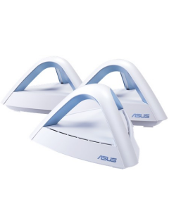 ASUS Lyra Trio (2-pack)/ MAP-AC1750 2PK高覆蓋網絡系統