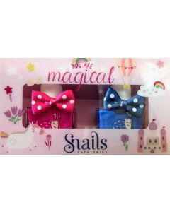 Snails Goes Happy 2 Pack - You Are Magical SNB530406